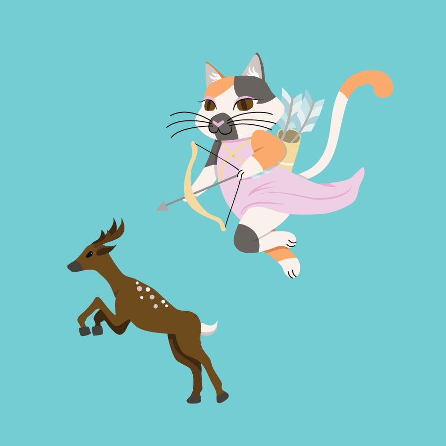 Artemis Cat