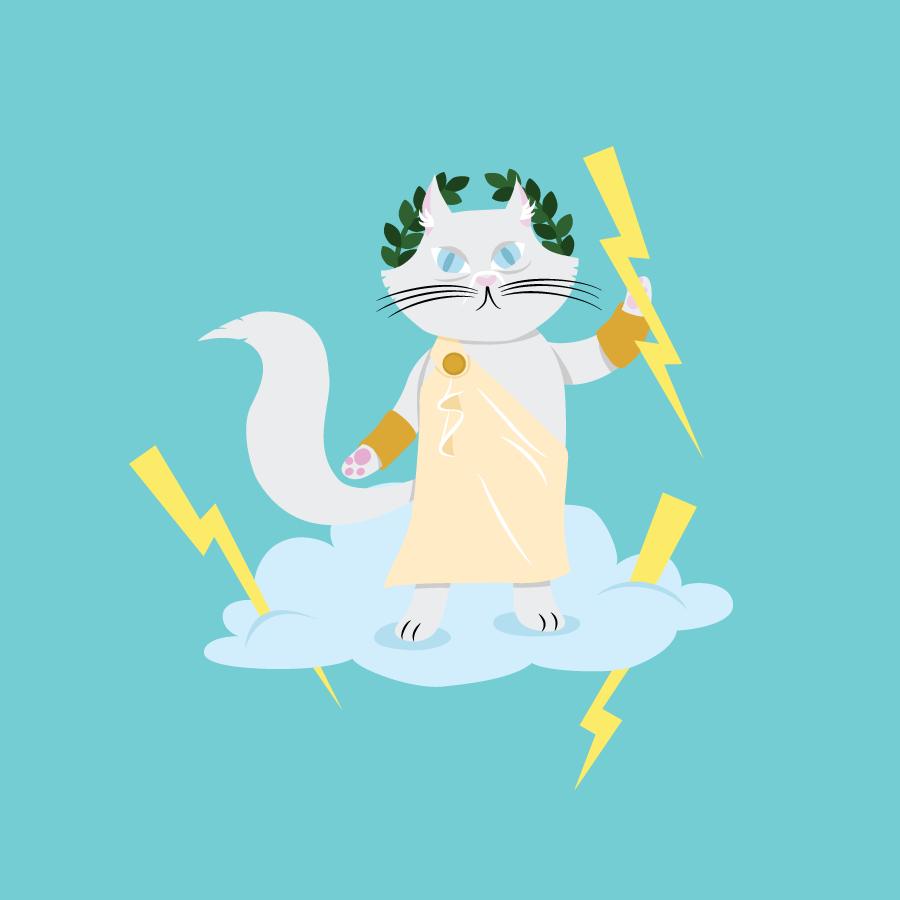 Zues Cat